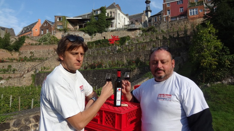 Christophe Mulatin et Pierre Gérard
